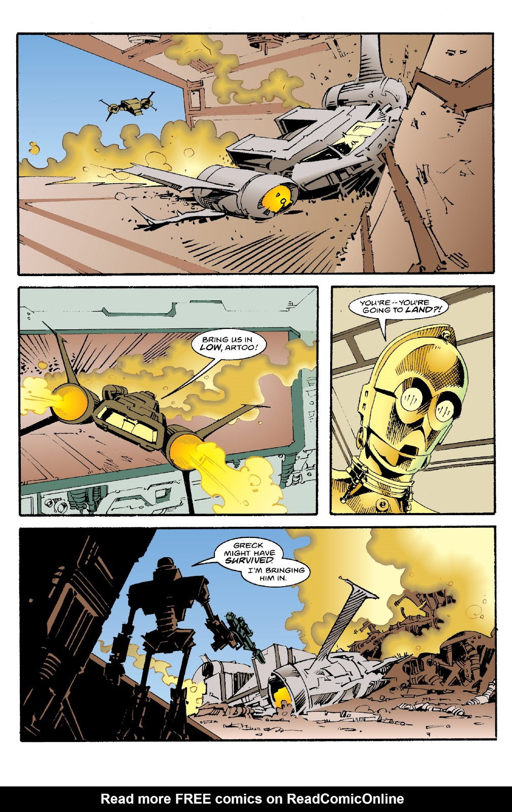 Read online Star Wars Legends Epic Collection: The Empire comic -  Issue # TPB 5 (Part 2) - 100