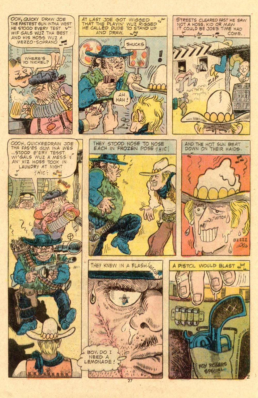Read online Plop! comic -  Issue #6 - 28