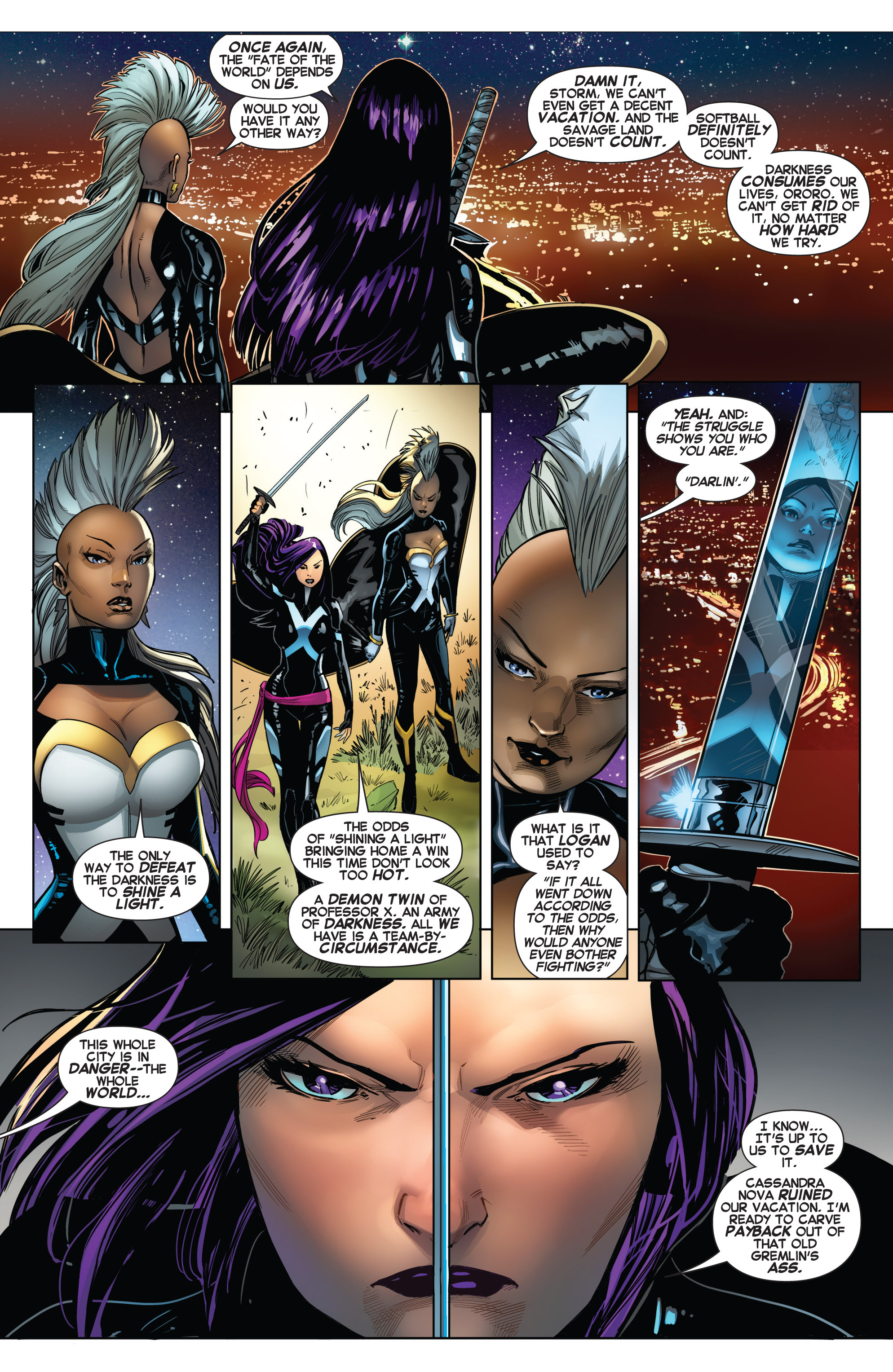 Read online Uncanny X-Force (2013) comic -  Issue #13 - 6
