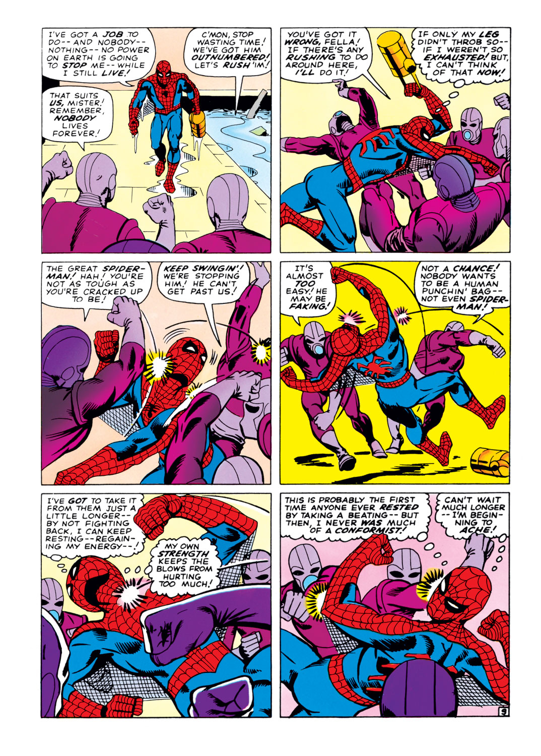 The Amazing Spider-Man (1963) 33 Page 9