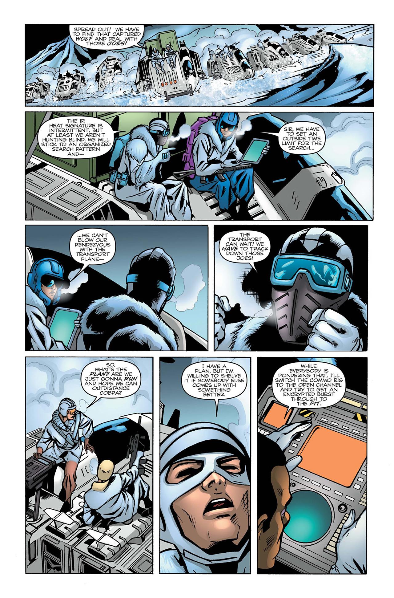G.I. Joe: A Real American Hero 168 Page 18