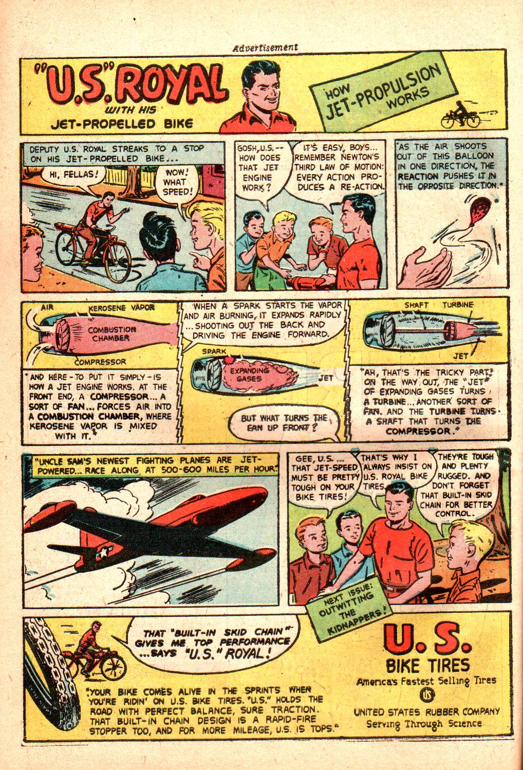 Comic Cavalcade issue 21 - Page 42