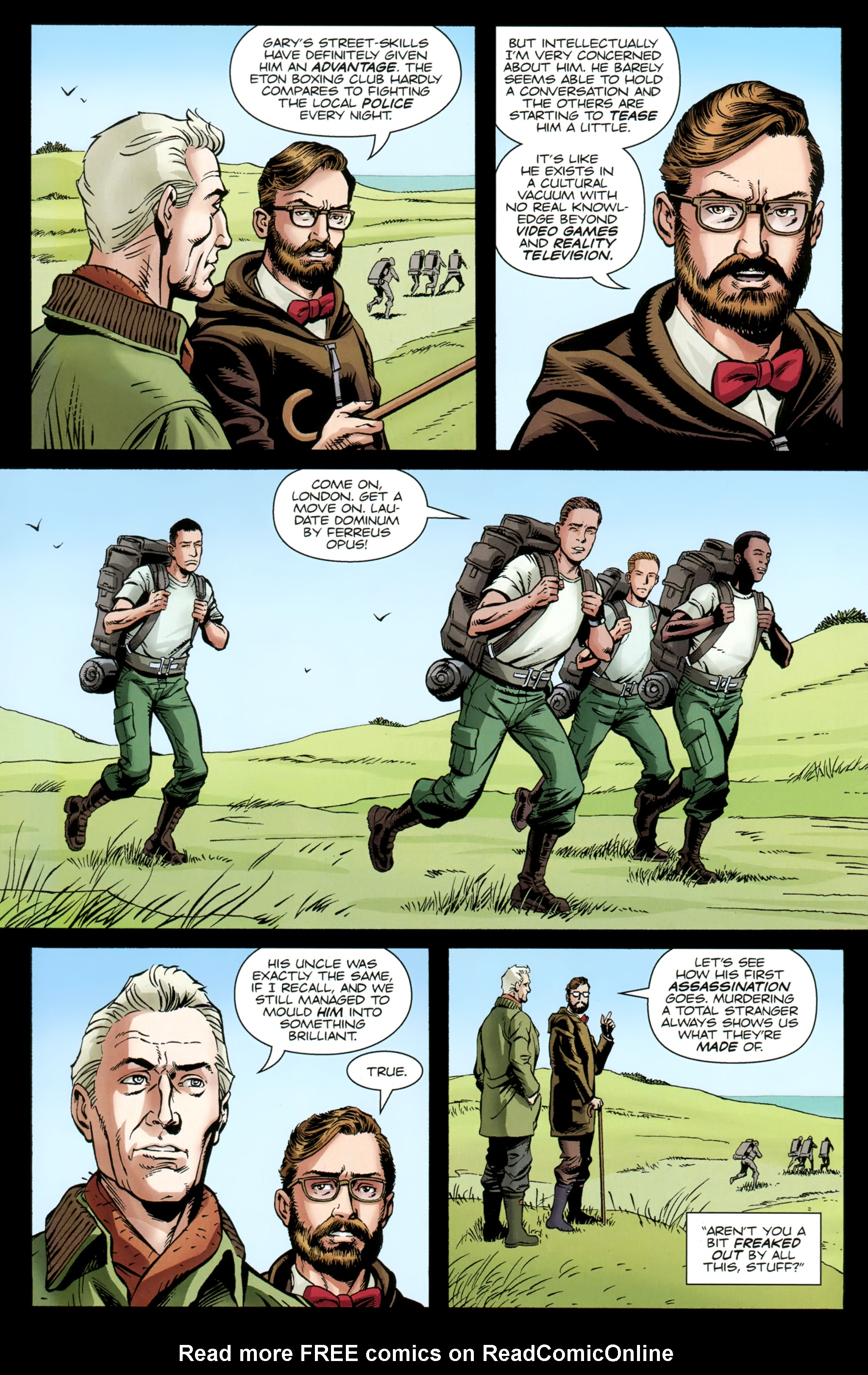 Read online Secret Service comic -  Issue #3 - 13