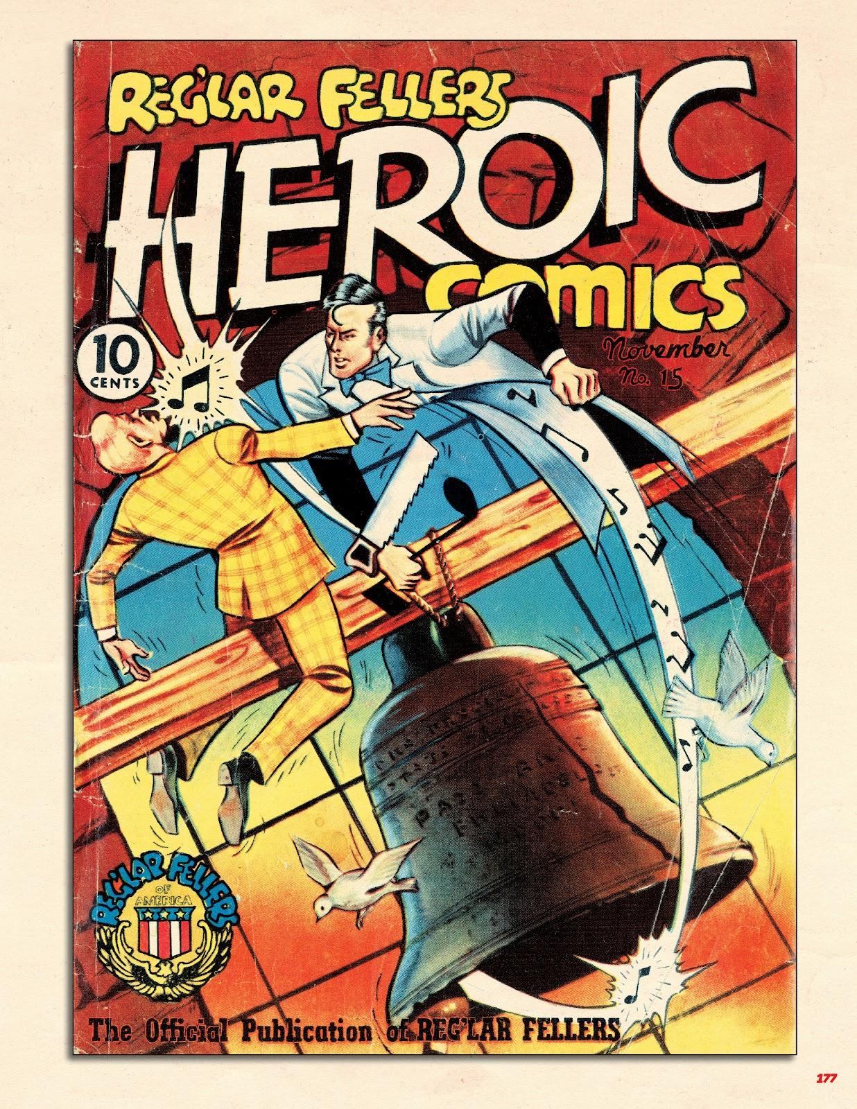 Read online Super Weird Heroes comic -  Issue # TPB 2 (Part 2) - 77