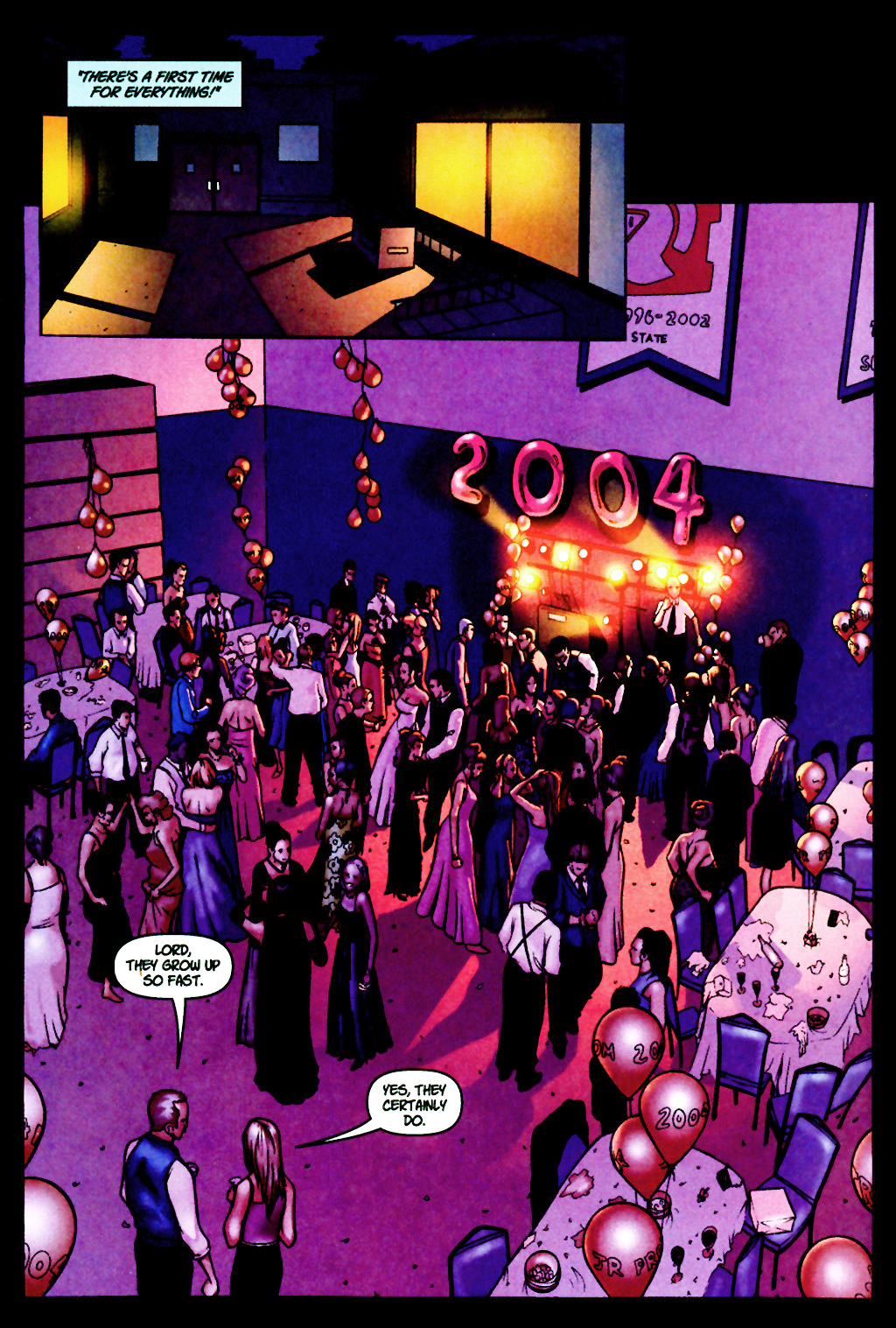 Read online SpyBoy: Final Exam comic -  Issue #2 - 21