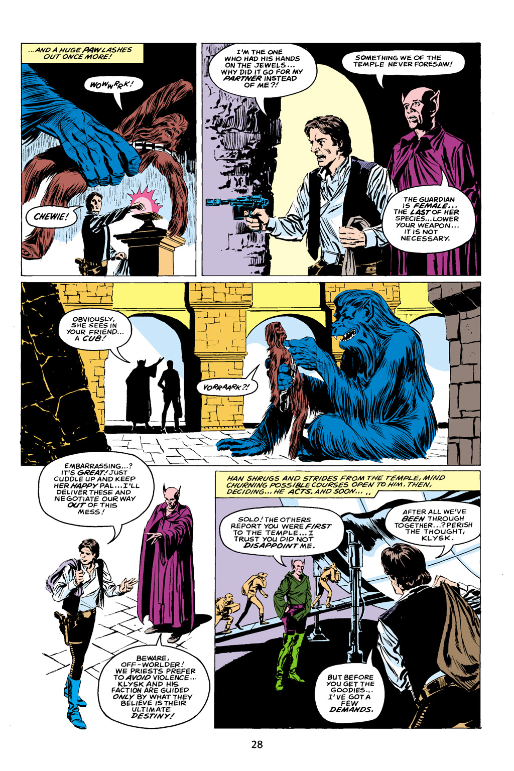 Read online Star Wars Omnibus comic -  Issue # Vol. 16 - 29