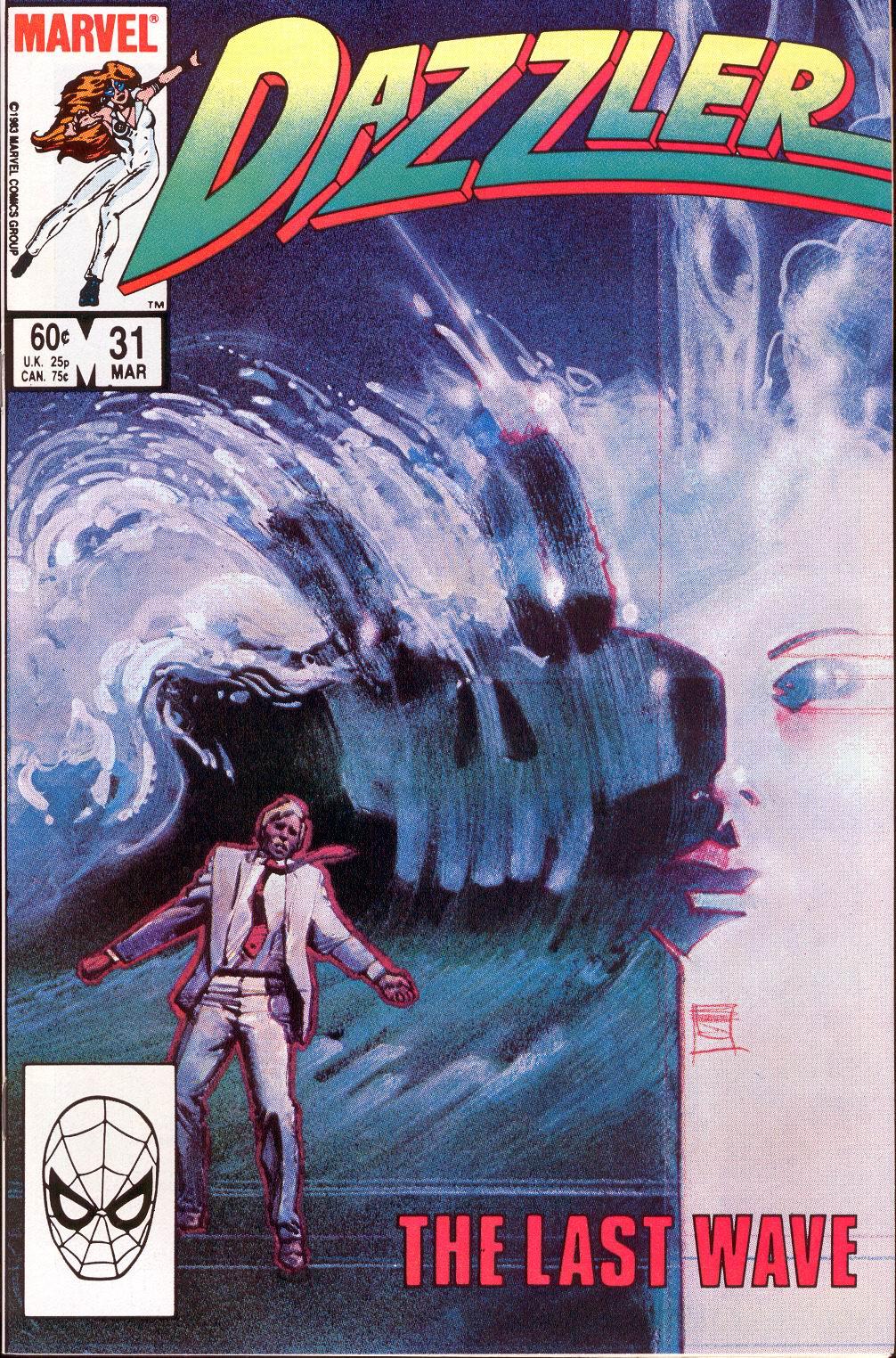 Dazzler (1981) 31 Page 1