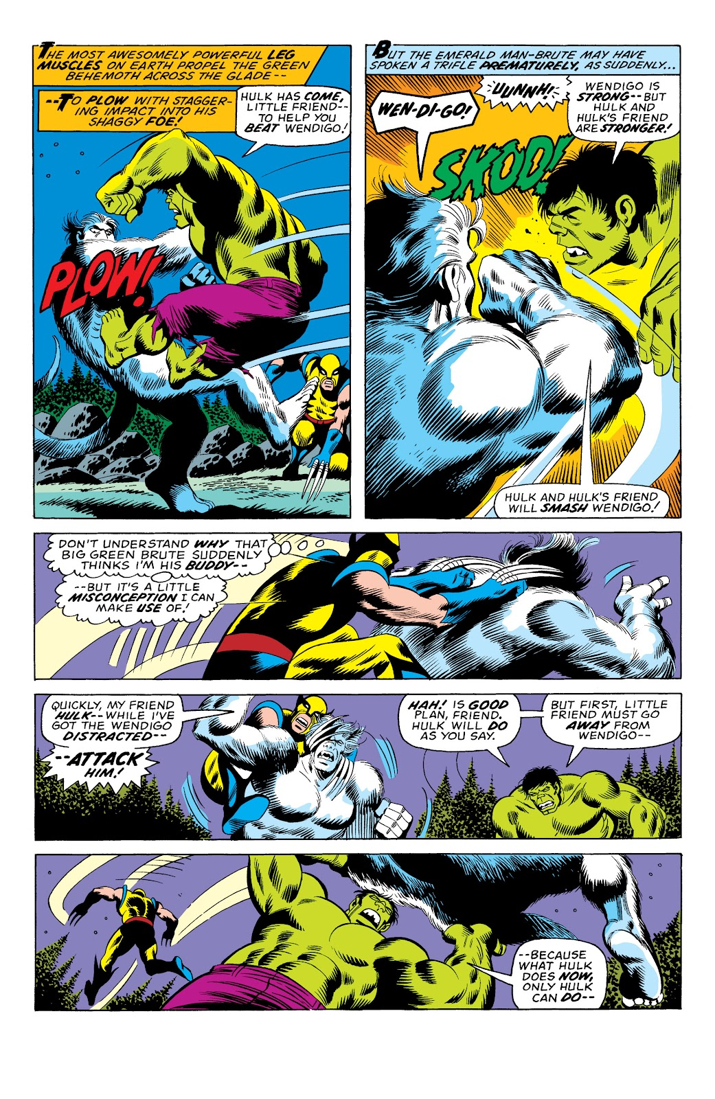 Read online Marvel Masterworks: The Incredible Hulk comic -  Issue # TPB 10 (Part 3) - 8