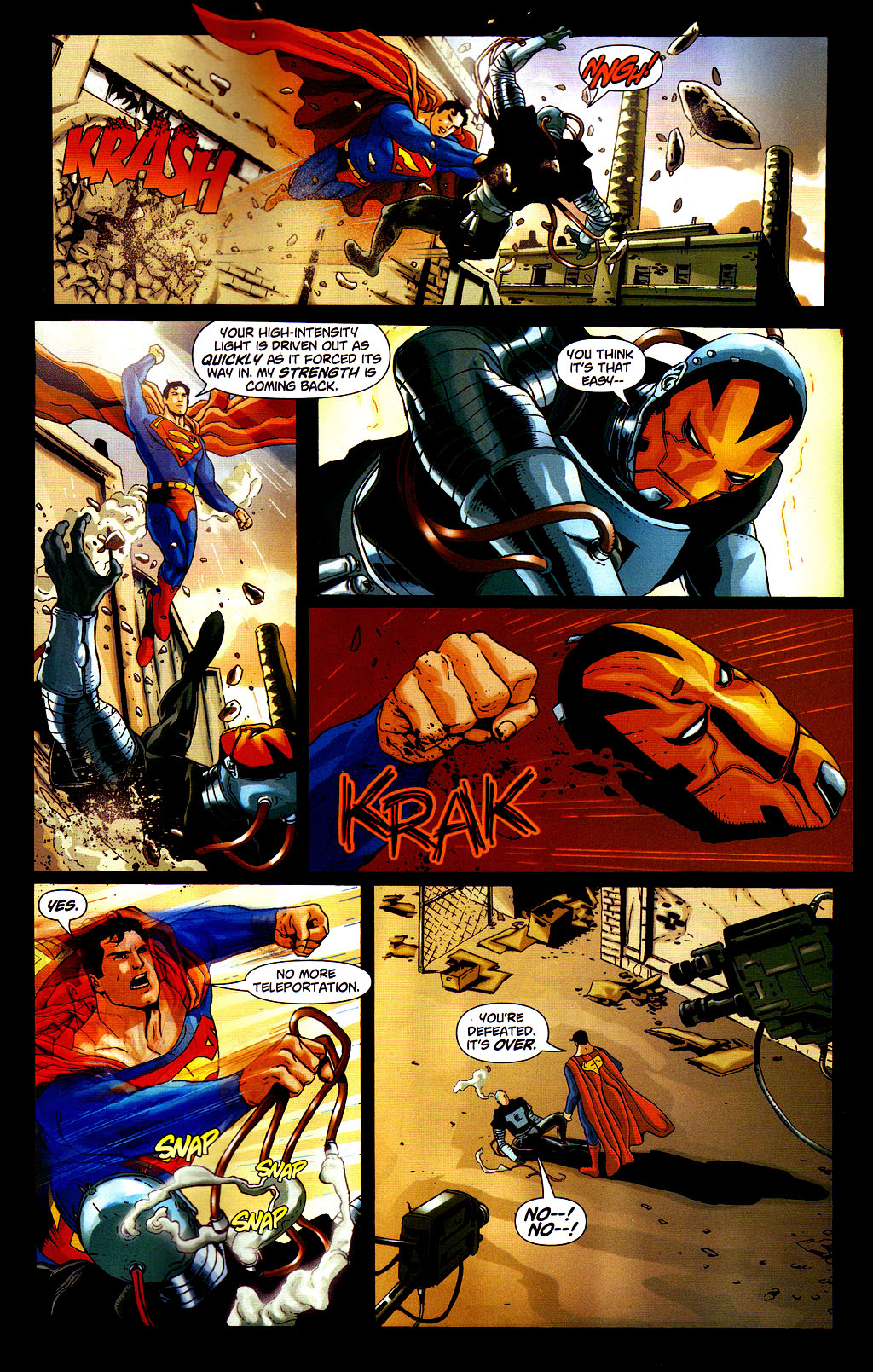 Read online Adventures of Superman (1987) comic -  Issue #647 - 18
