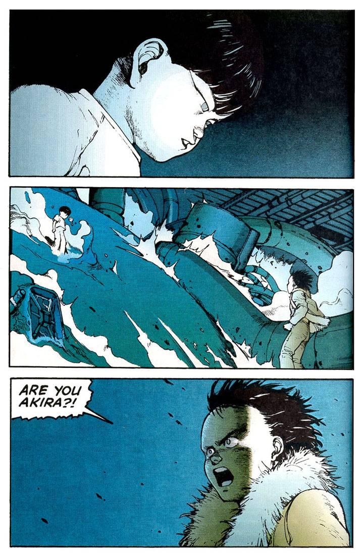 Read online Akira comic -  Issue #11 - 8