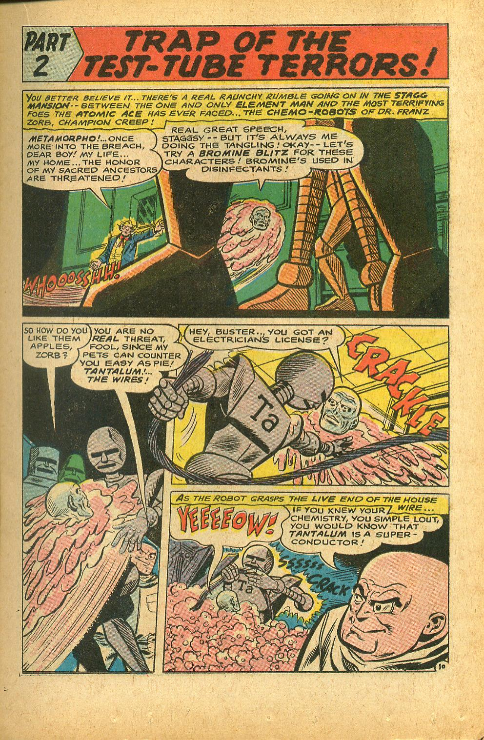 Metamorpho (1965) issue 12 - Page 15