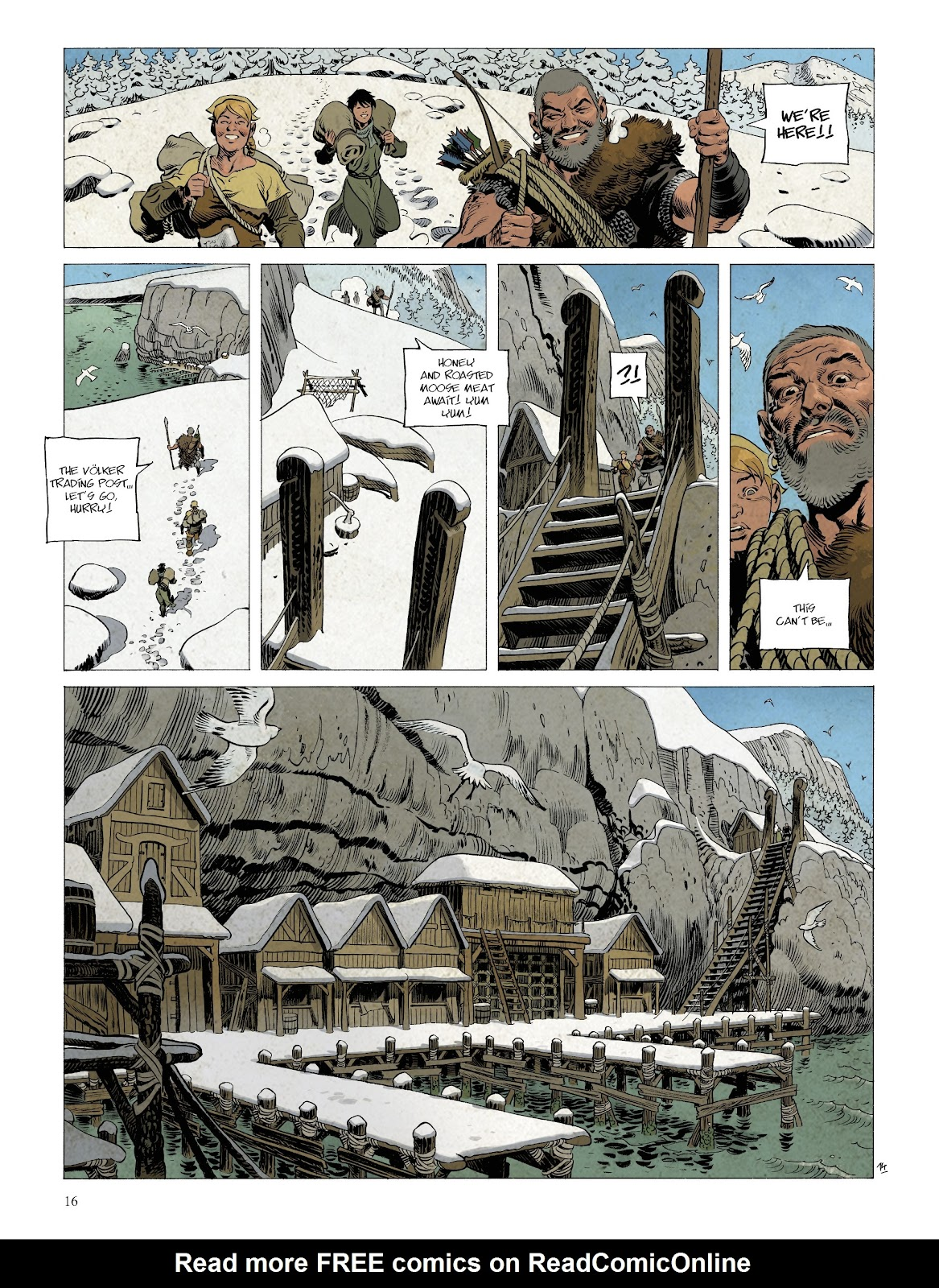 Read online Asgard comic -  Issue #2 - 18