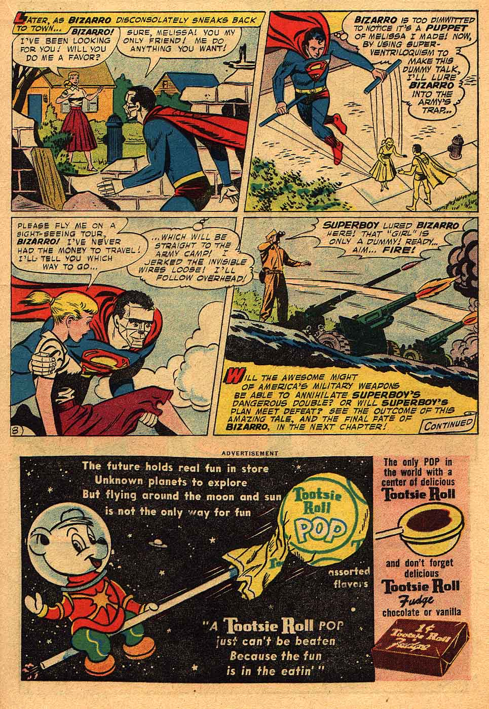 Superboy (1949) issue 68 - Page 19