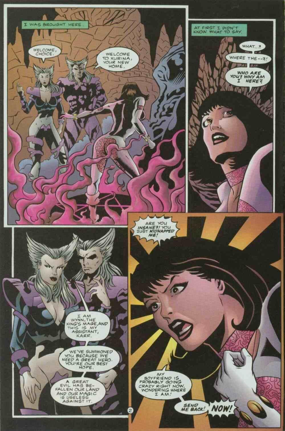 Read online Ultraverse Premiere comic -  Issue #7 - 14