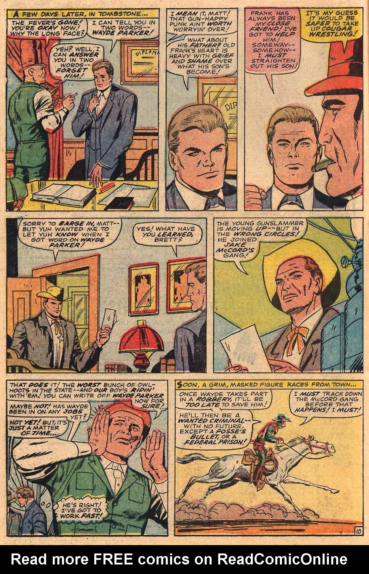 Read online Two-Gun Kid comic -  Issue #84 - 14