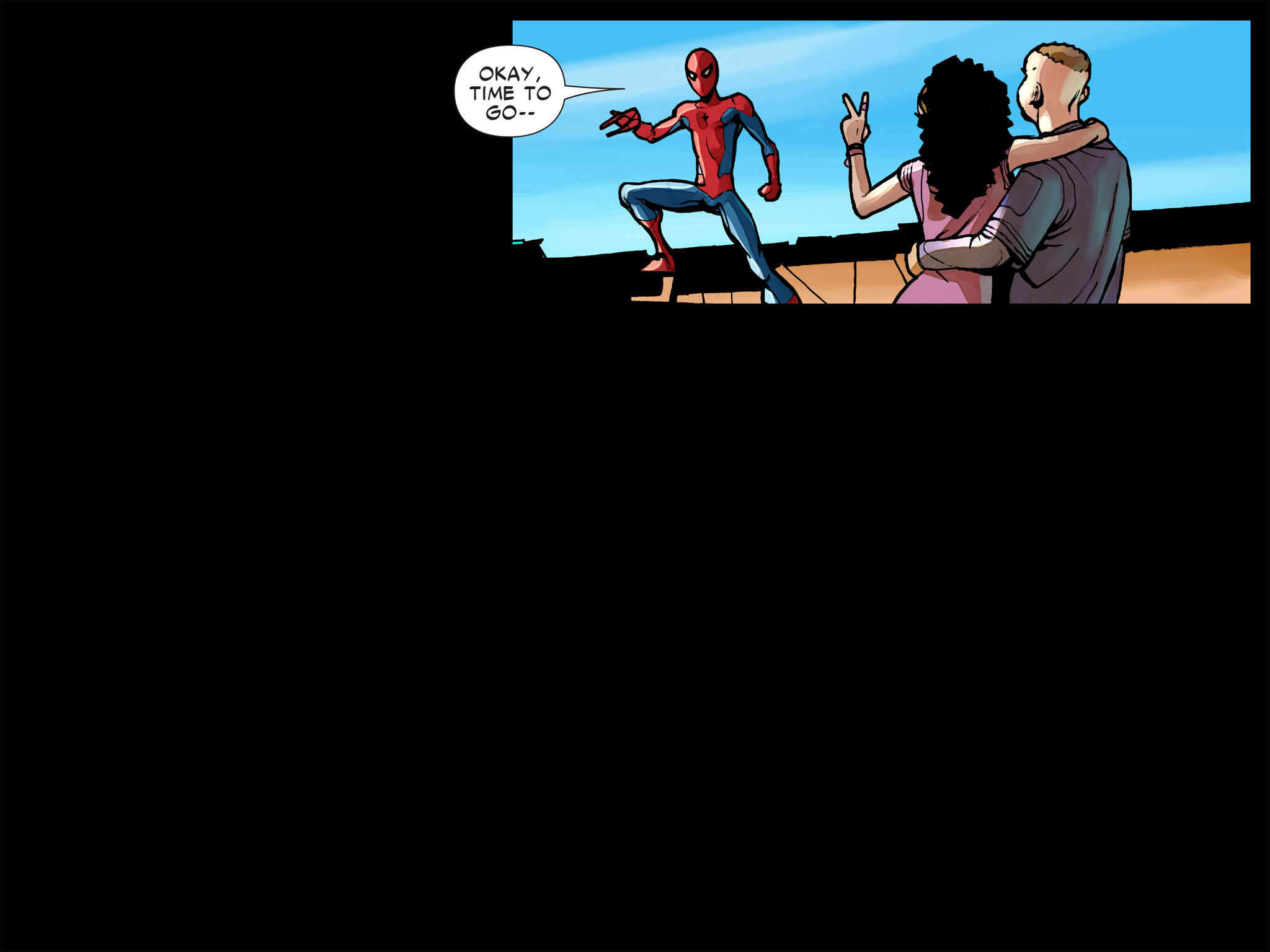 Read online Amazing Spider-Man: Who Am I? comic -  Issue # Full (Part 1) - 237