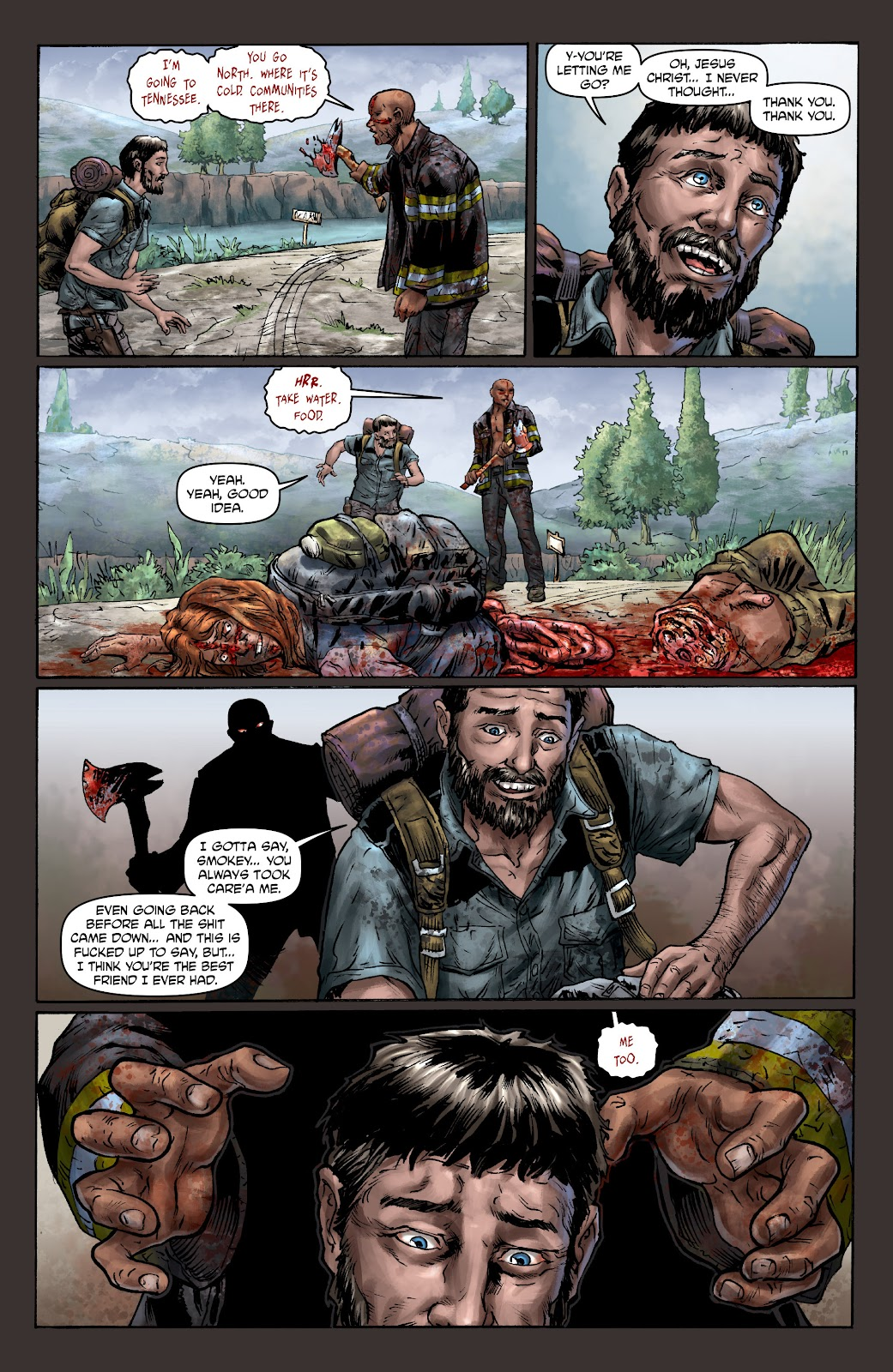Crossed: Badlands issue 100 - Page 15