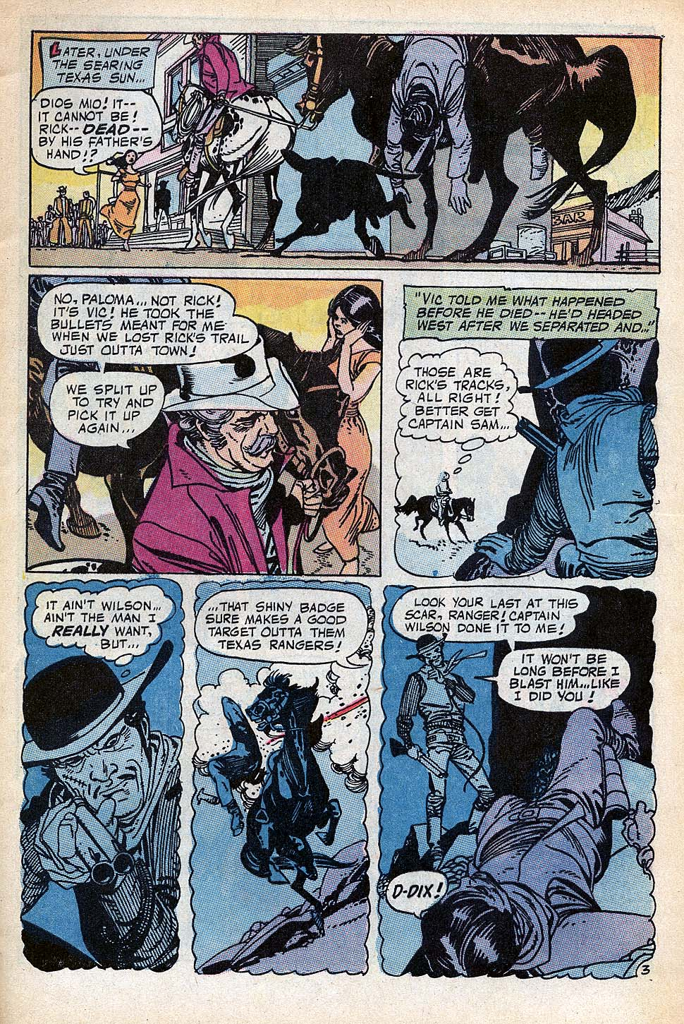 Read online All-Star Western (1970) comic -  Issue #3 - 4
