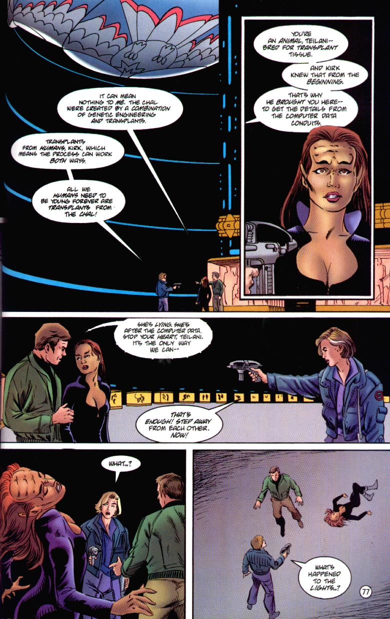 Read online Star Trek: The Ashes of Eden comic -  Issue # Full - 82