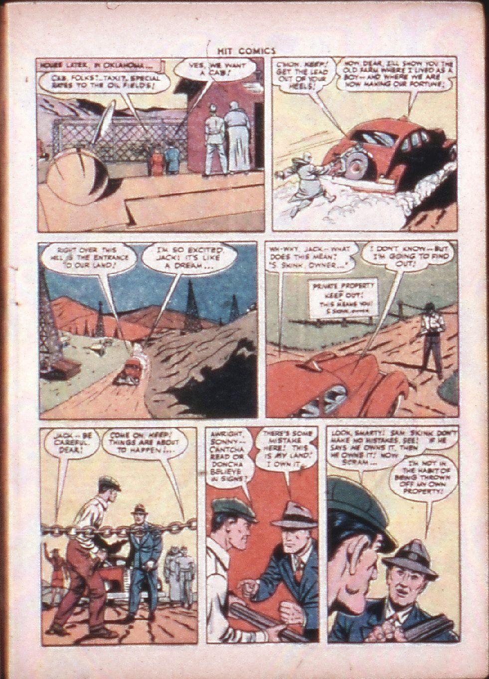 Read online Hit Comics comic -  Issue #33 - 9