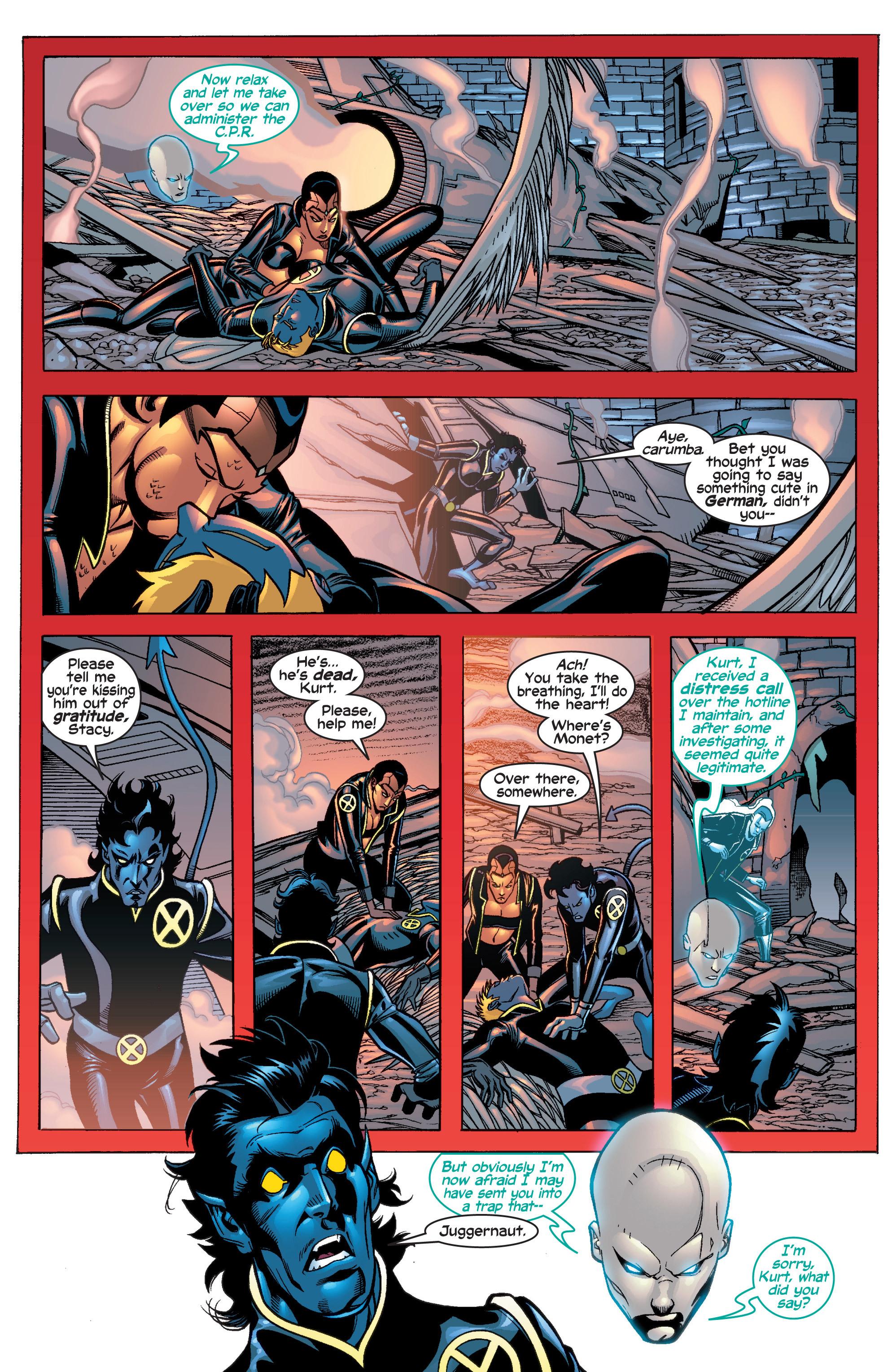 Read online Uncanny X-Men (1963) comic -  Issue #410 - 22
