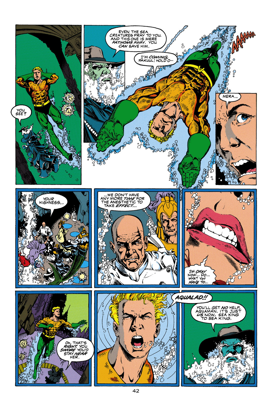 Read online Aquaman (1994) comic -  Issue #Aquaman (1994) _Annual 1 - 43