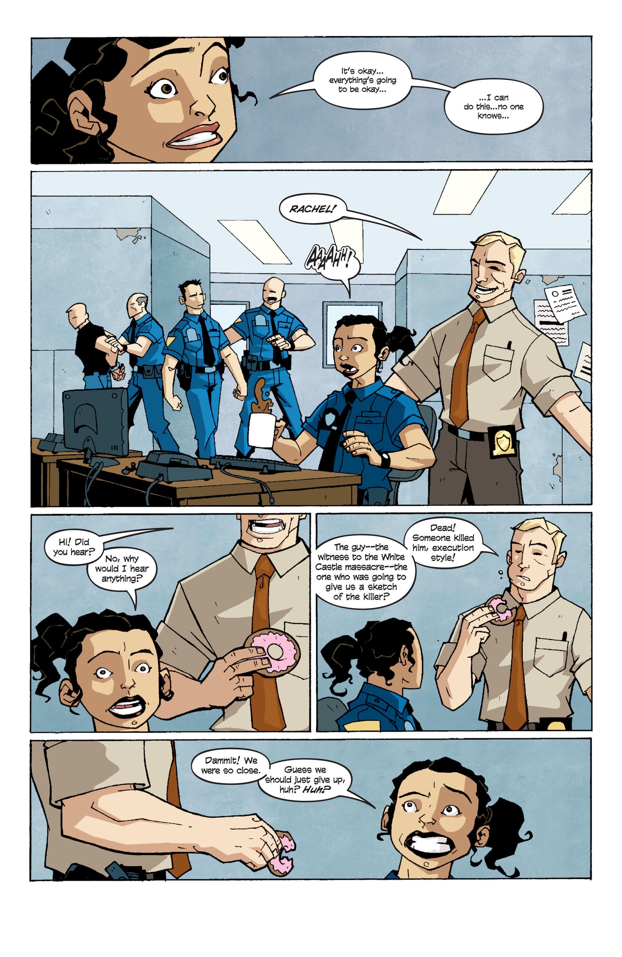 Read online Killer Of Demons comic -  Issue #2 - 18
