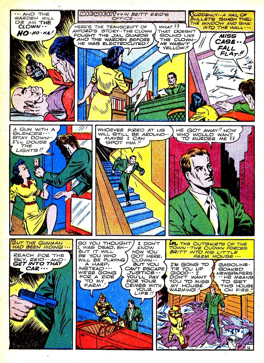 Green Hornet Comics issue 7 - Page 7