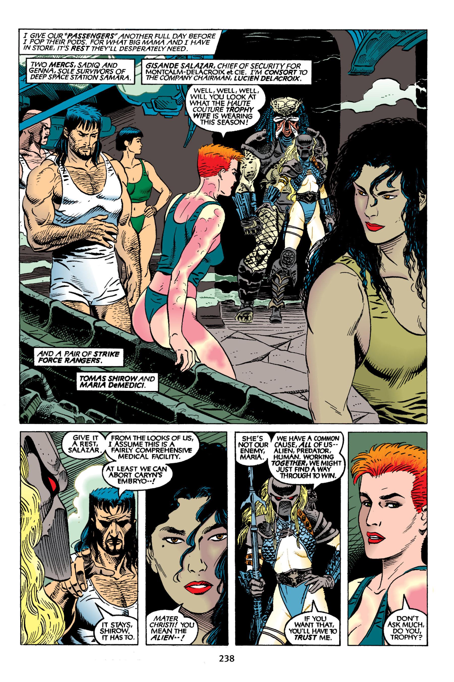 Read online Aliens vs. Predator Omnibus comic -  Issue # _TPB 2 Part 3 - 14