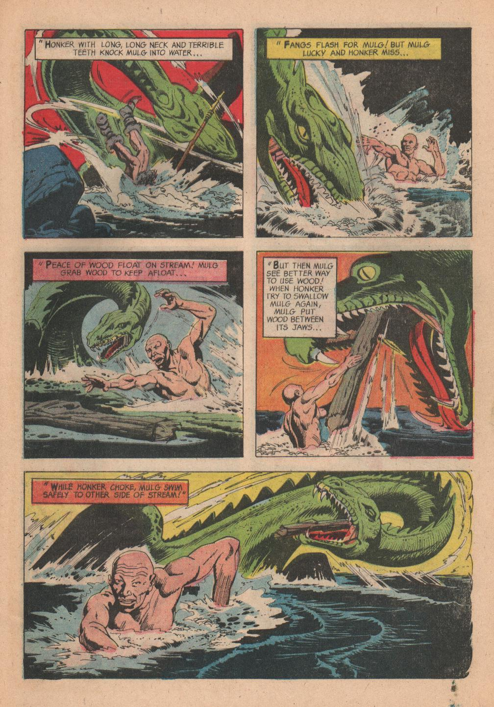 Read online Turok, Son of Stone comic -  Issue #55 - 27