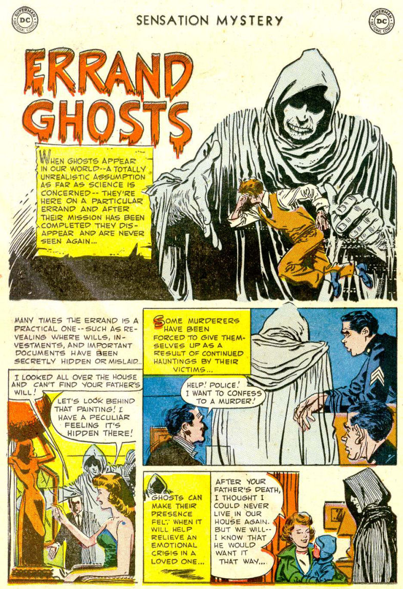 Read online Sensation (Mystery) Comics comic -  Issue #112 - 22