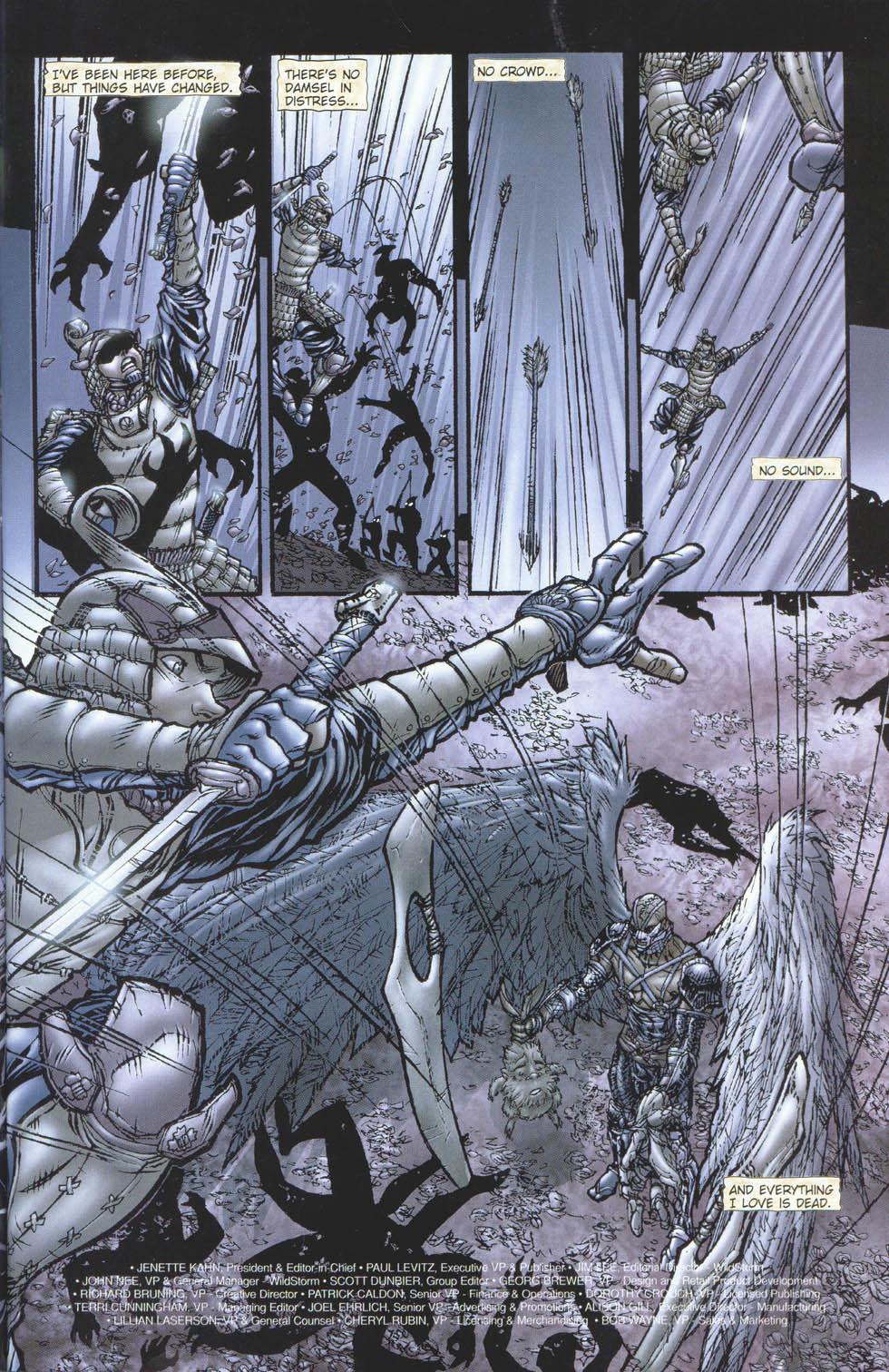 Read online Ninja Boy comic -  Issue #5 - 5