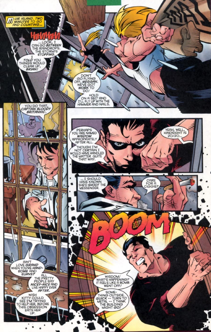 Excalibur (1988) issue 104 - Page 15