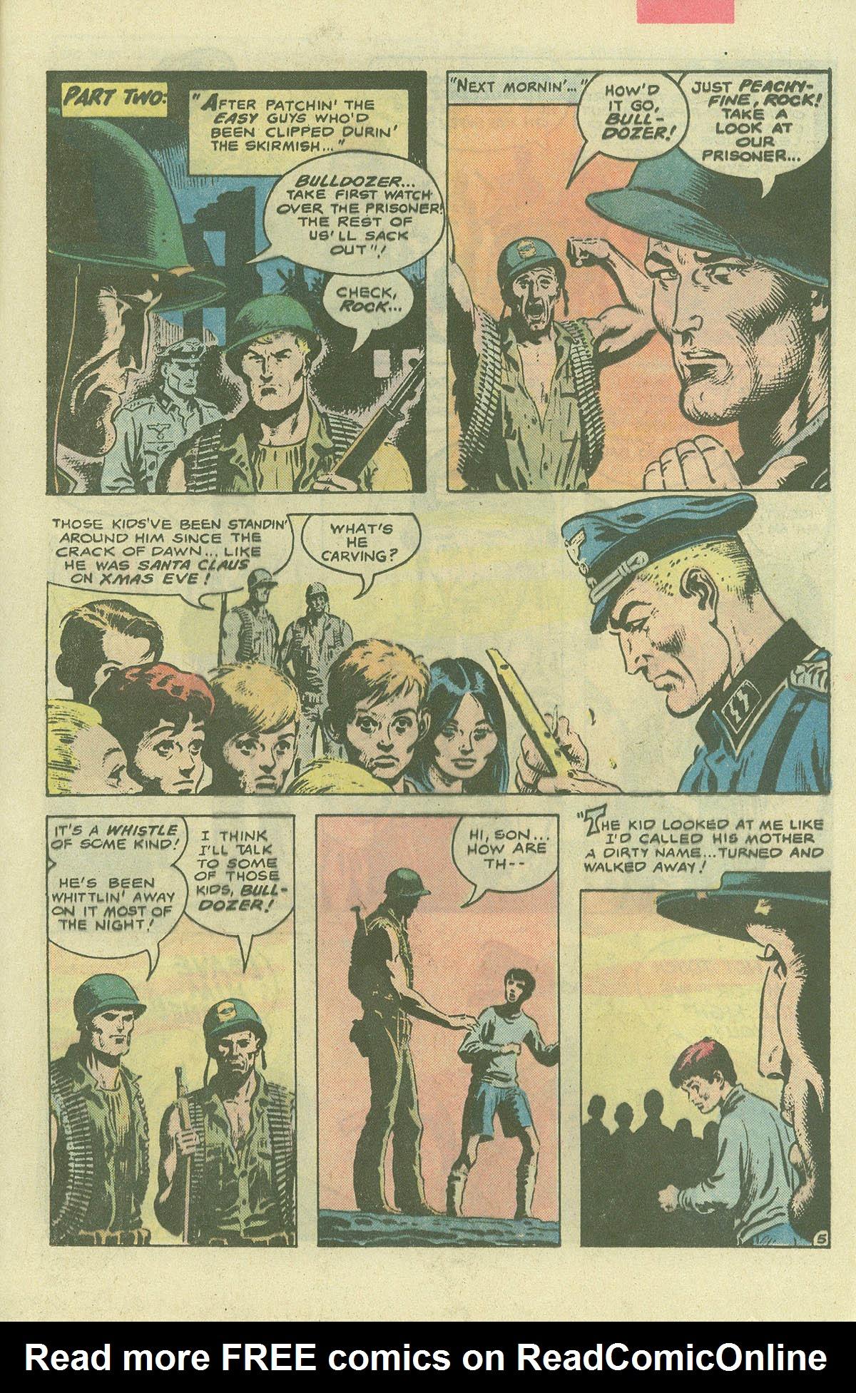 Read online Sgt. Rock comic -  Issue #396 - 22