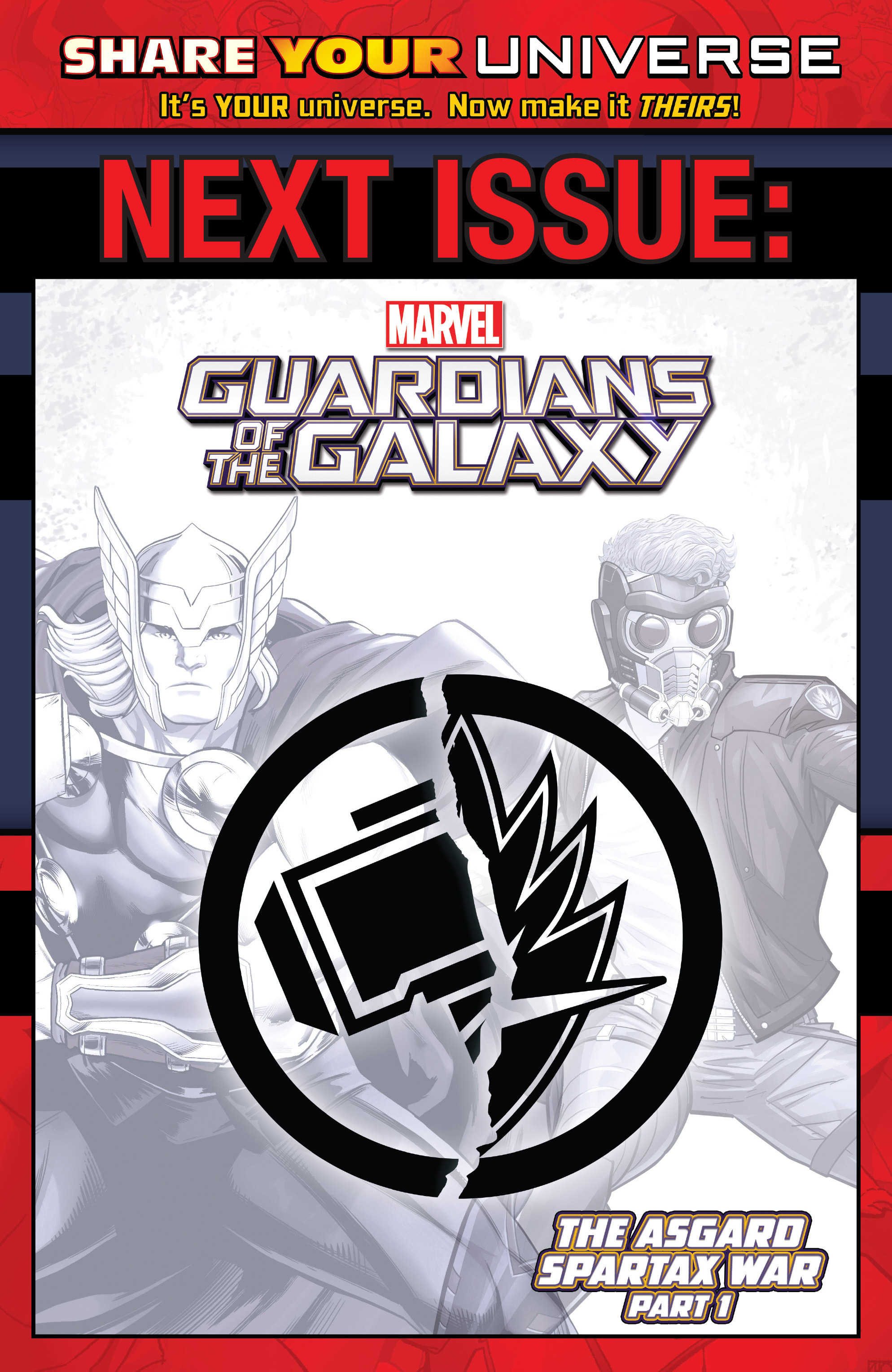 Read online Marvel Universe Guardians of the Galaxy [II] comic -  Issue #18 - 23