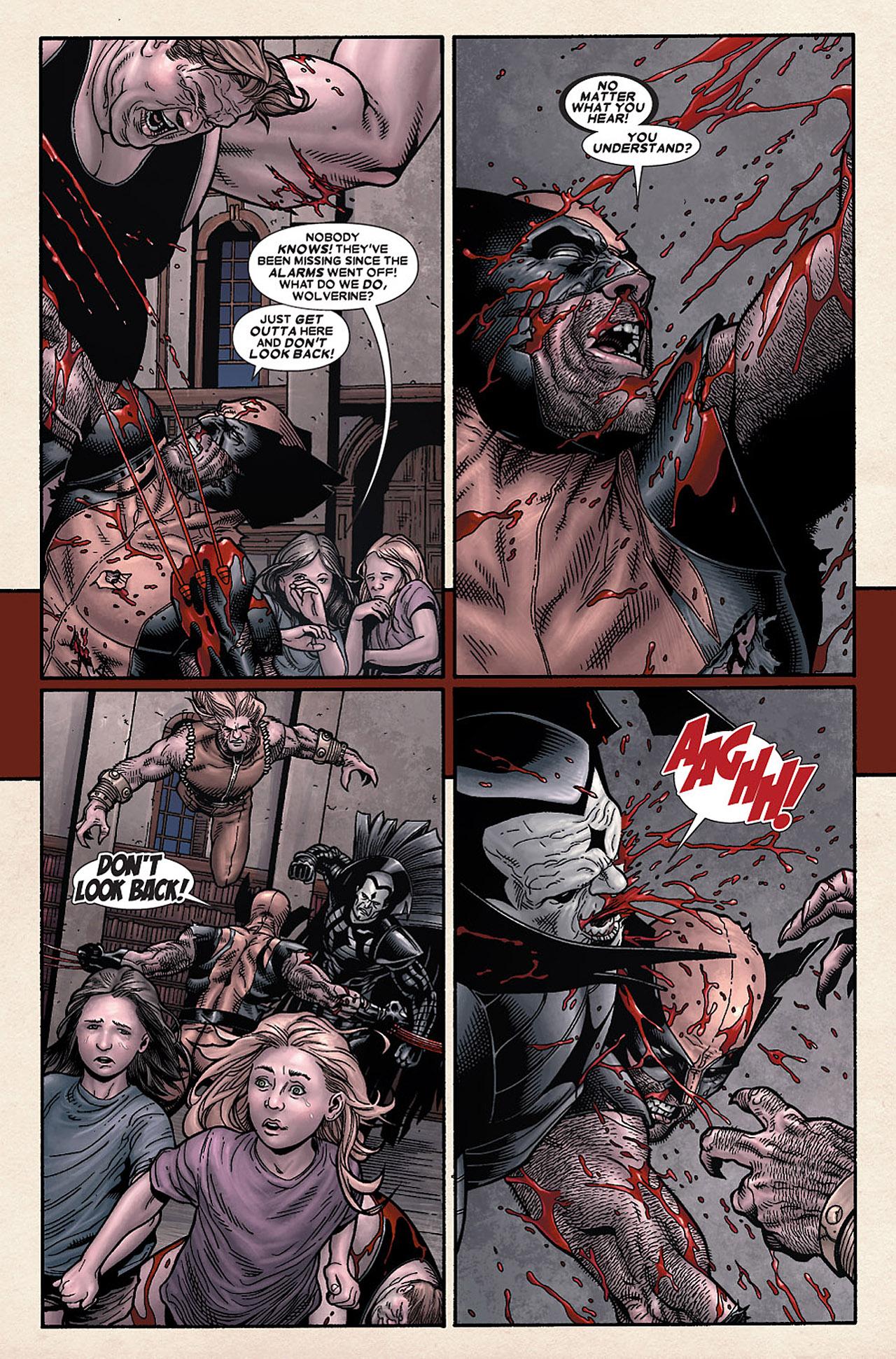 Read online Wolverine: Old Man Logan comic -  Issue # Full - 101