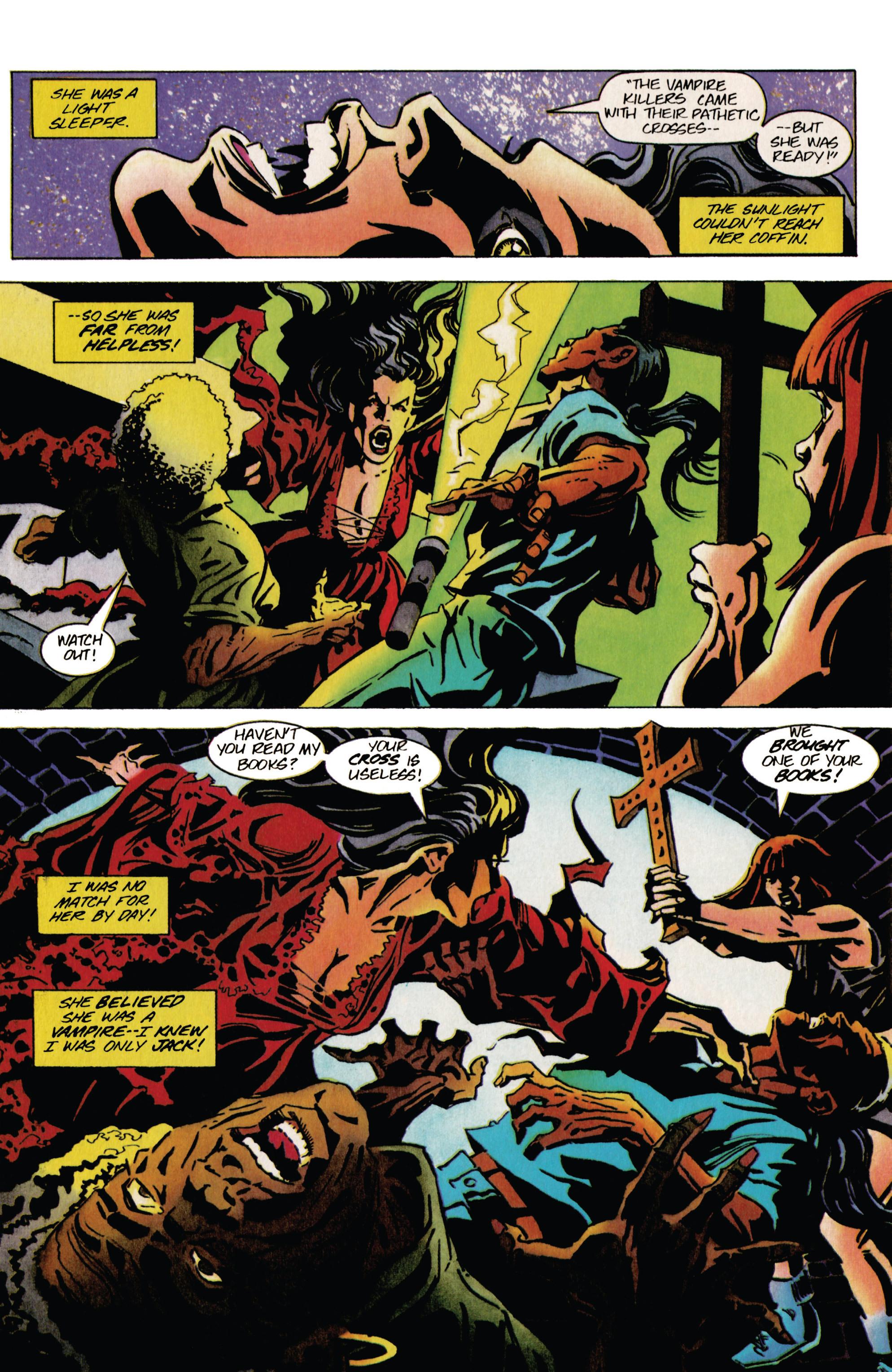 Read online Shadowman (1992) comic -  Issue #40 - 20