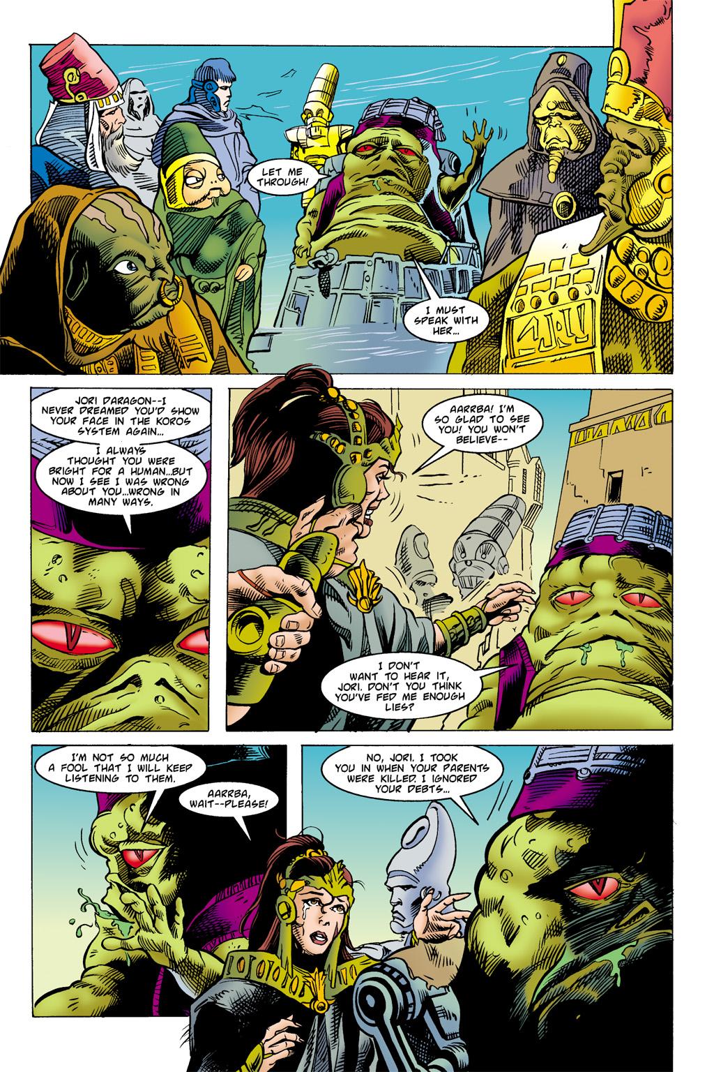 Read online Star Wars Omnibus comic -  Issue # Vol. 4 - 151