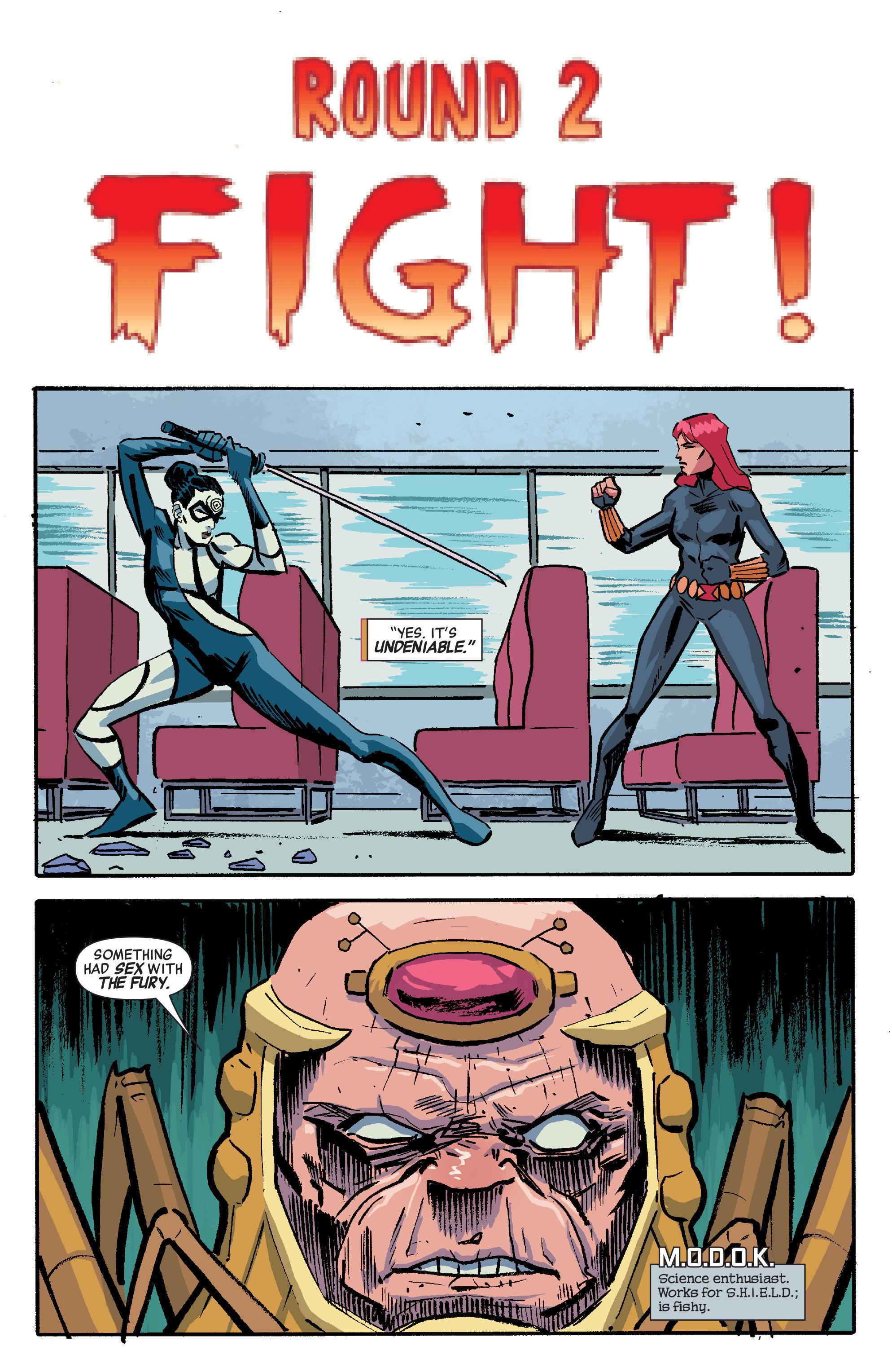 Read online Secret Avengers (2014) comic -  Issue #6 - 8