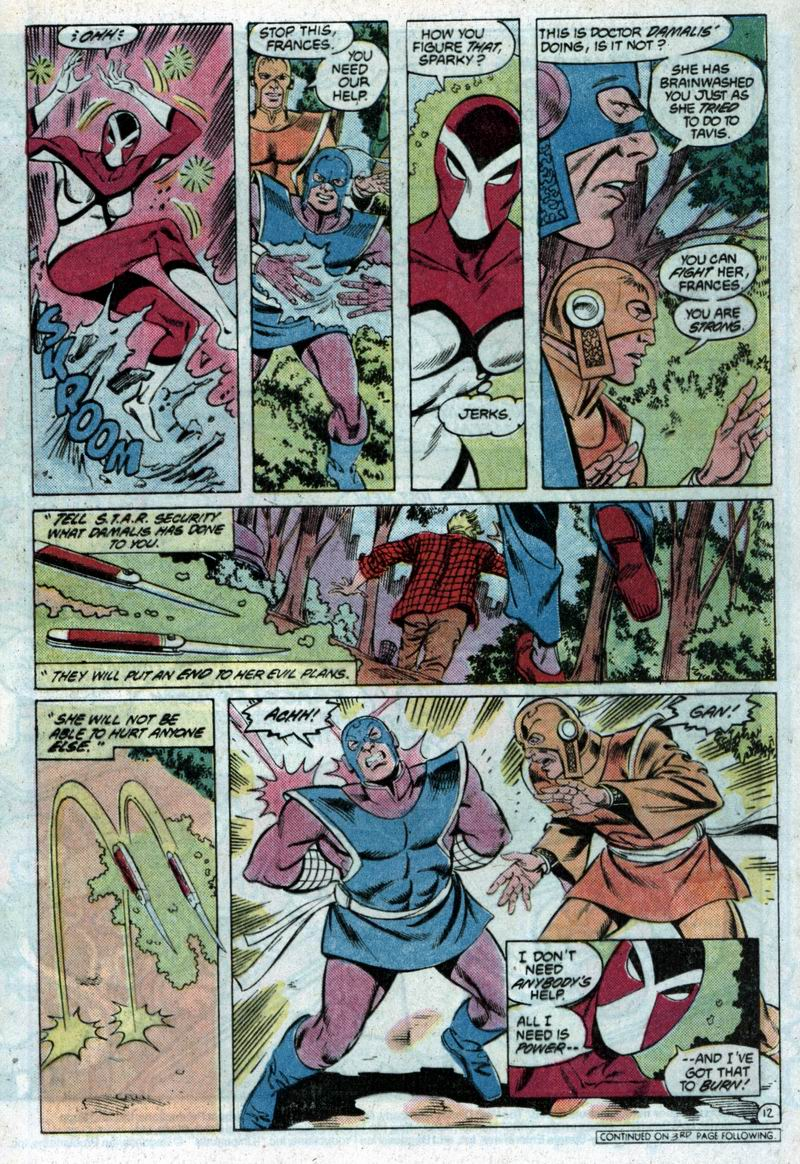Teen Titans Spotlight issue 17 - Page 13