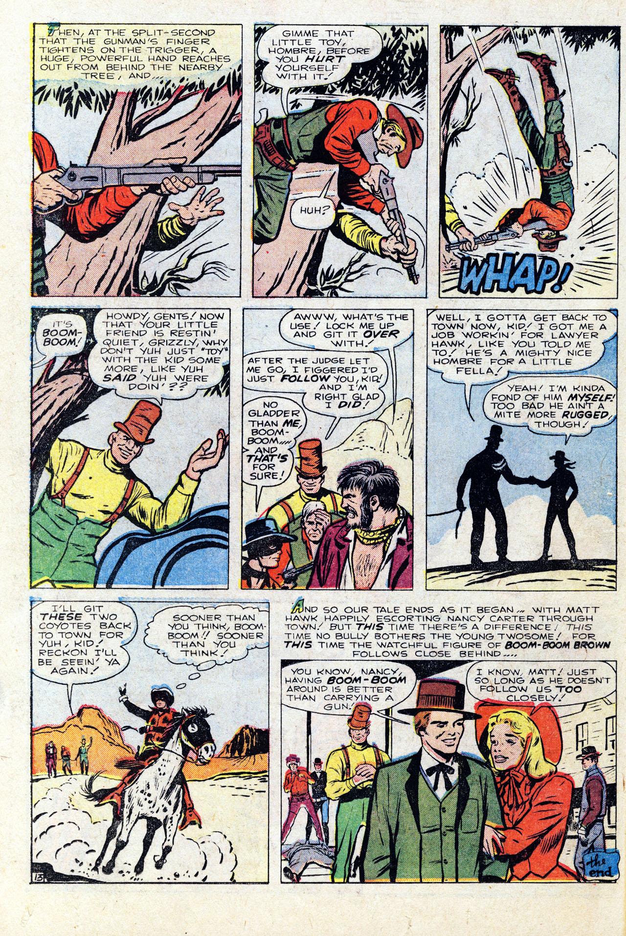 Read online Two-Gun Kid comic -  Issue #64 - 18