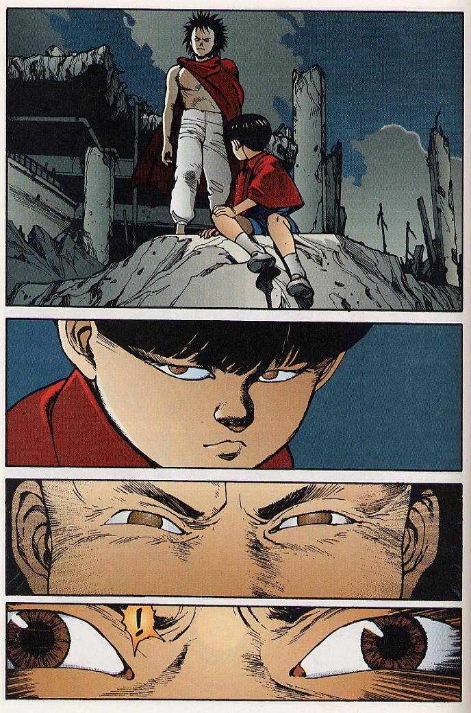 Read online Akira comic -  Issue #19 - 11