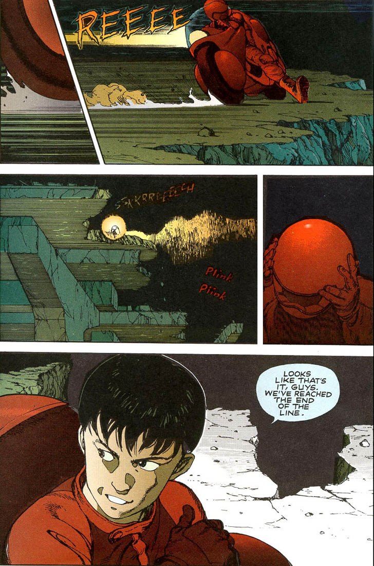 Read online Akira comic -  Issue #1 - 14
