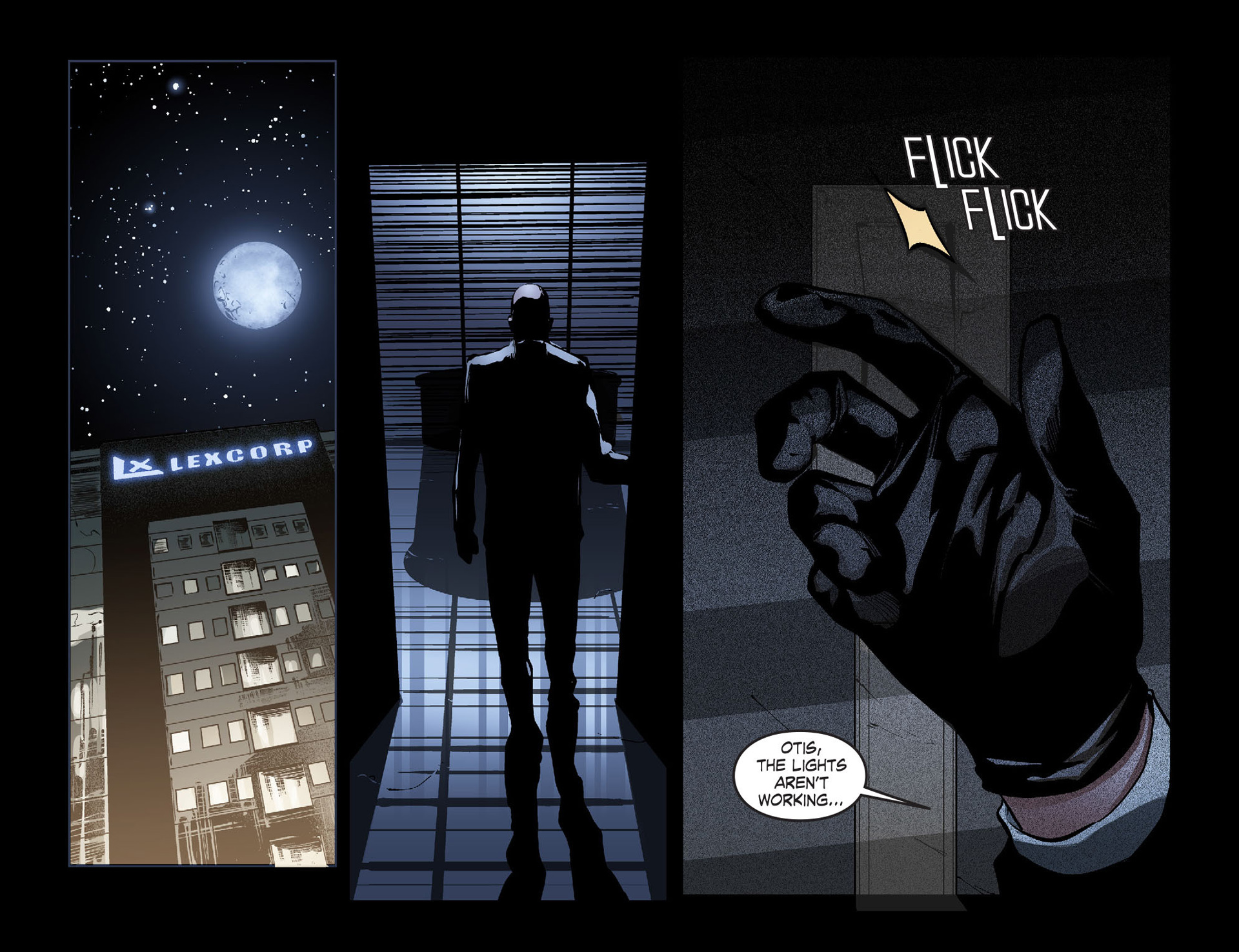 Read online Smallville: Season 11 comic -  Issue #40 - 7