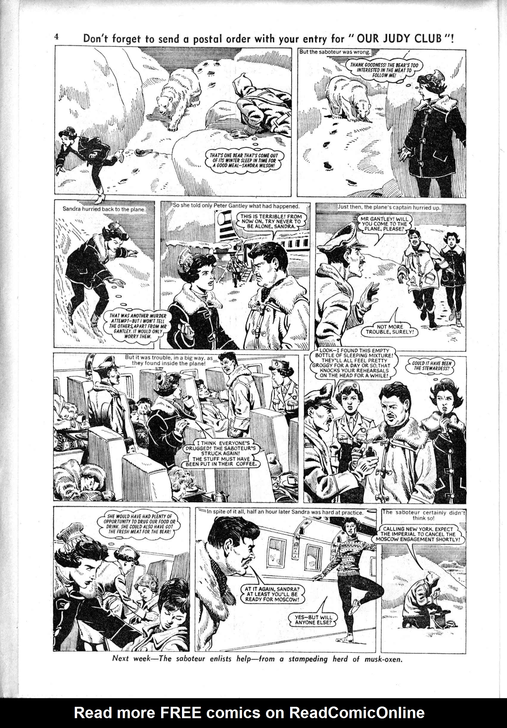Read online Judy comic -  Issue #166 - 4