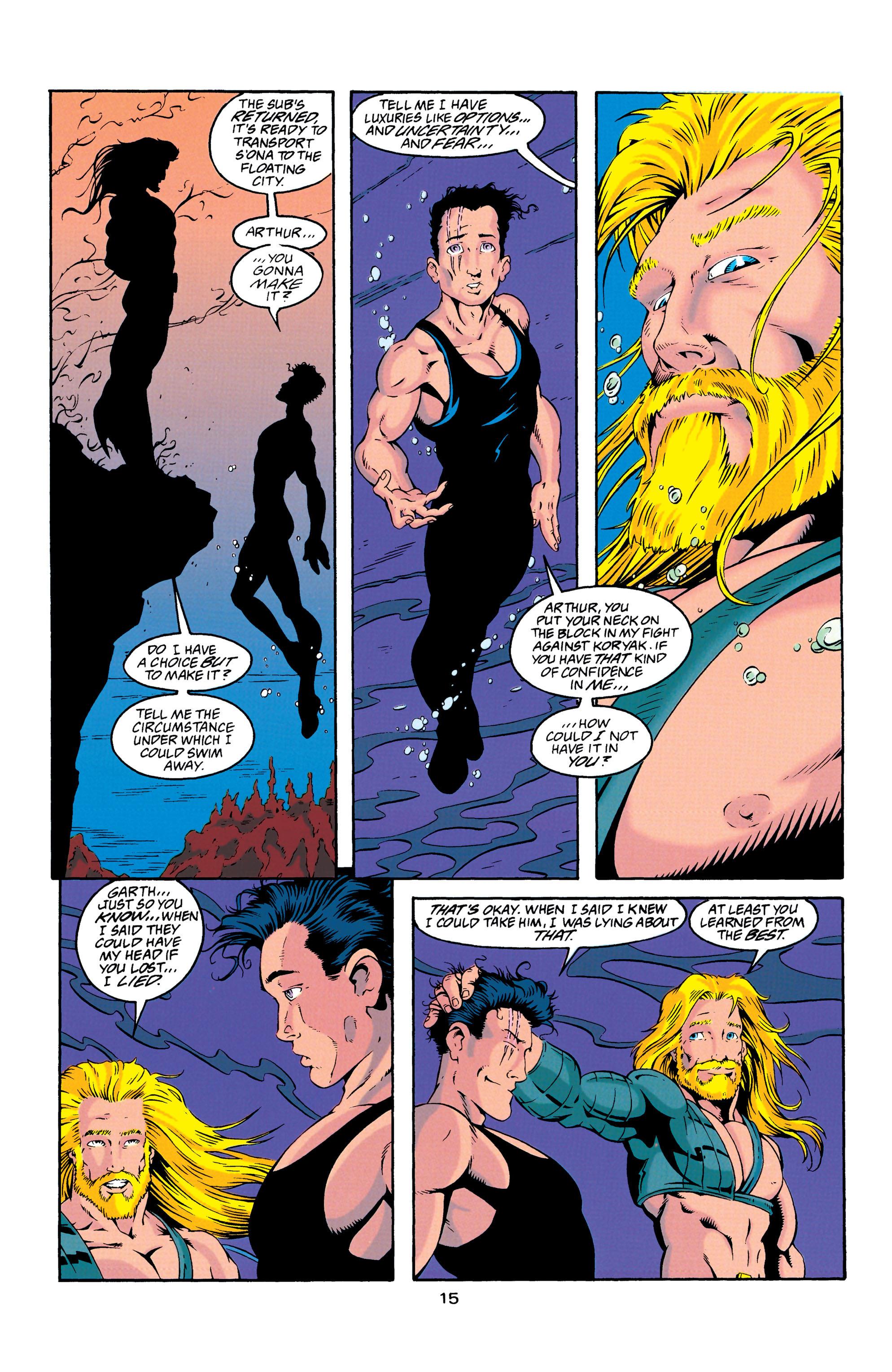 Read online Aquaman (1994) comic -  Issue #23 - 15