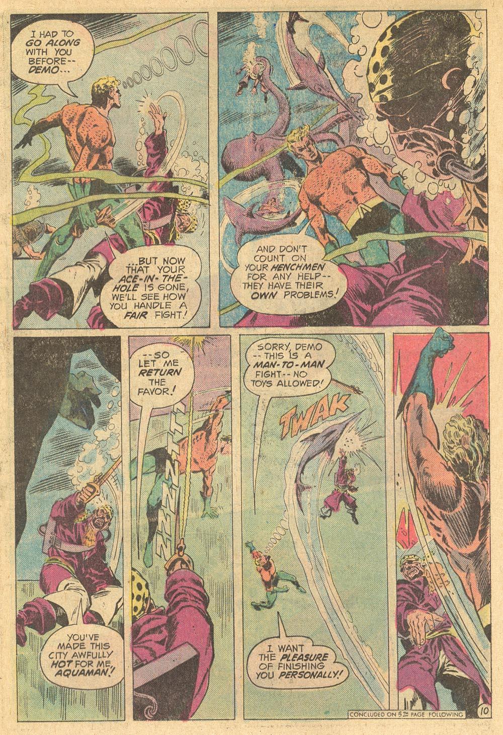 Read online Adventure Comics (1938) comic -  Issue #441 - 16