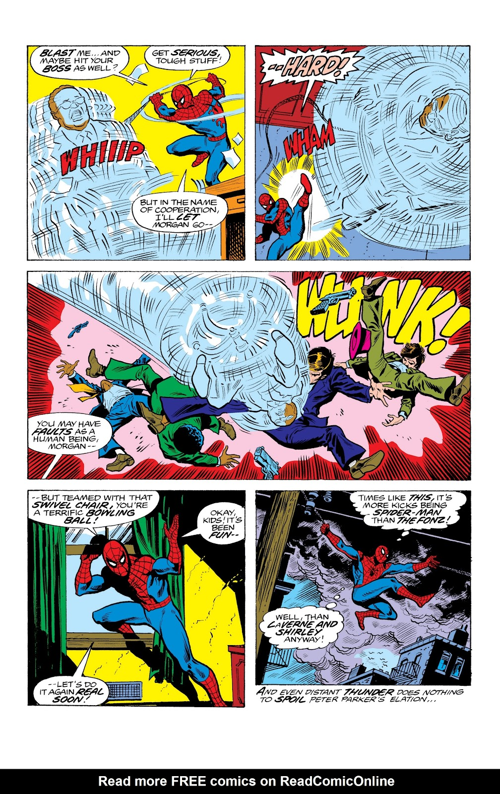 Read online Marvel Masterworks: The Spectacular Spider-Man comic -  Issue # TPB (Part 2) - 5