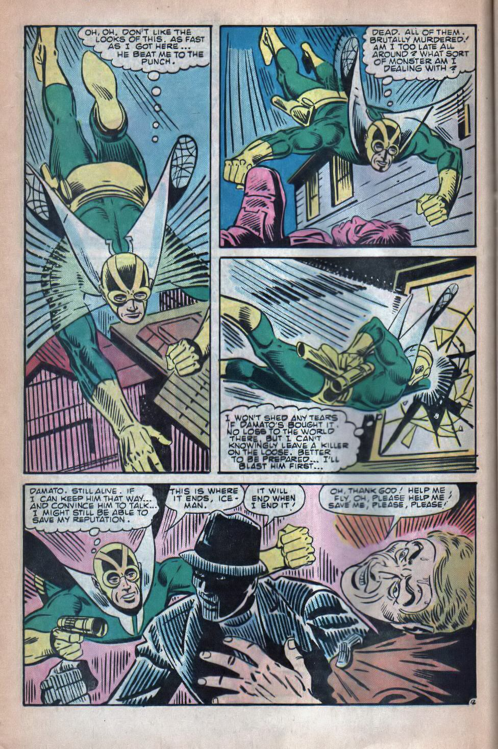 Read online The Fly (1983) comic -  Issue #8 - 13
