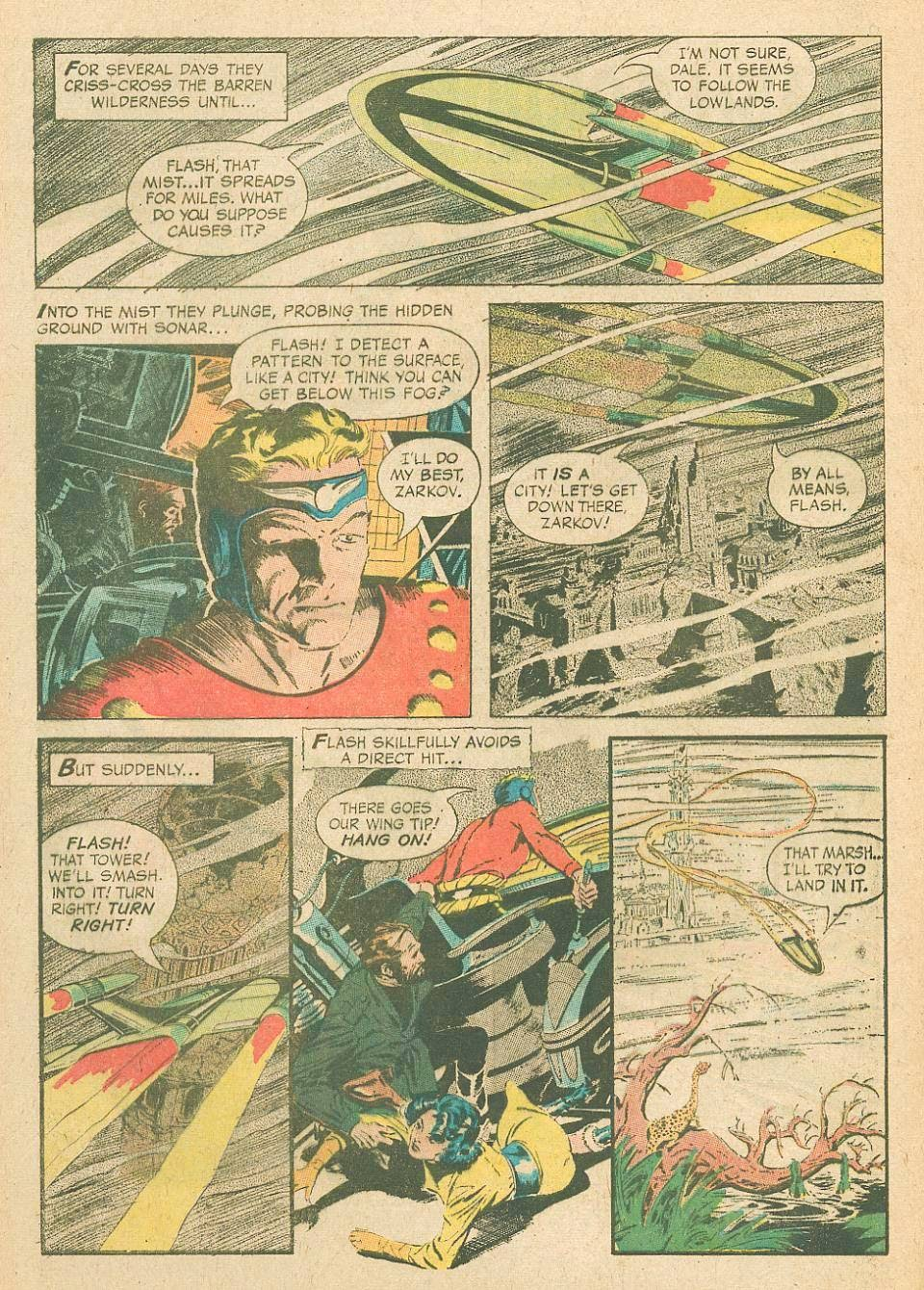 Flash Gordon (1966) issue 4 - Page 4
